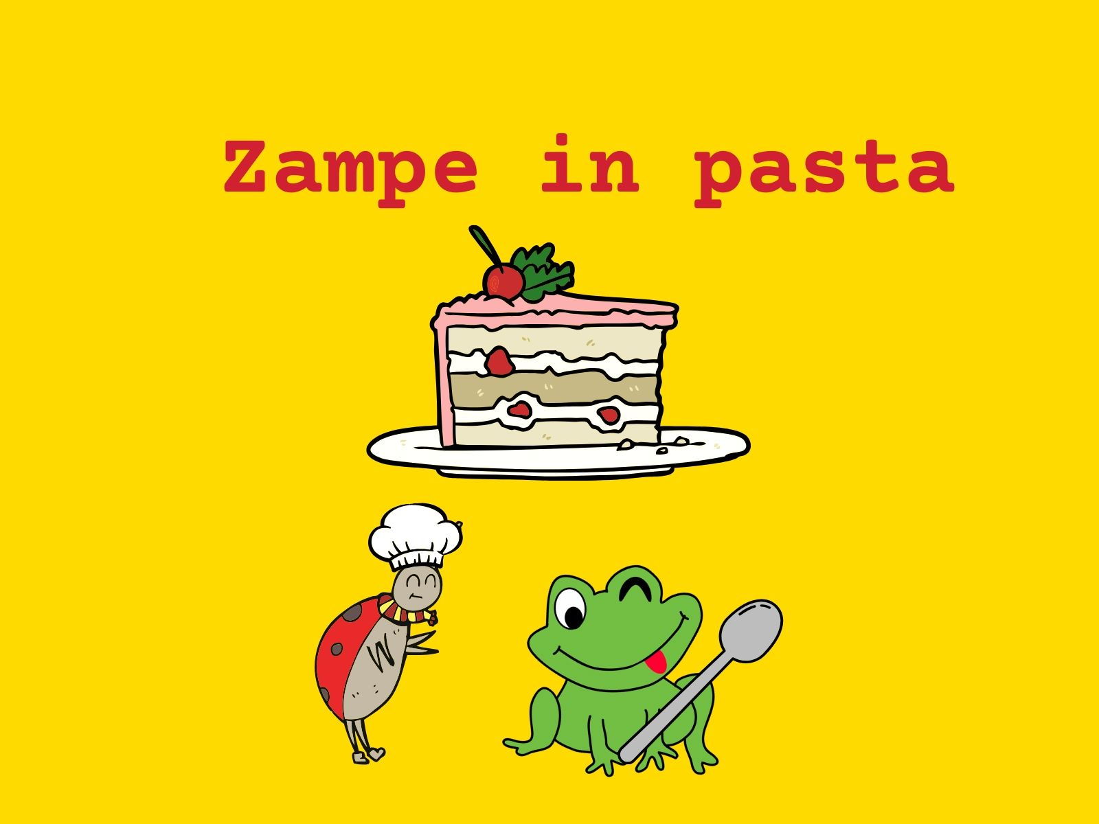 Seconda tappa: Zampe in pasta